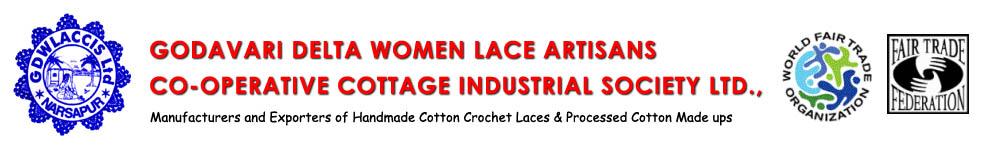 Godavari Delta Women Lace Artisans Co-Operative Cottage Industrial Society Ltd.,